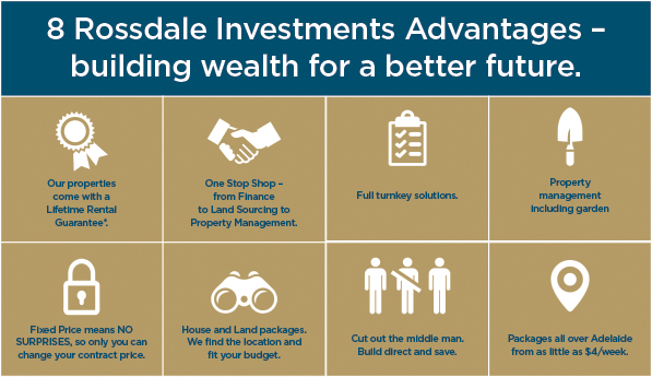 8 Ways Rossdale Investments