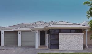 Rossdale Homes Brighton front elevation Blakes Crossing