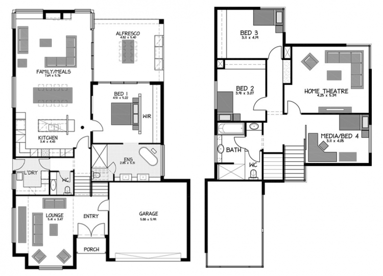 Beaumont Rossdale Homes Rossdale Homes Adelaide
