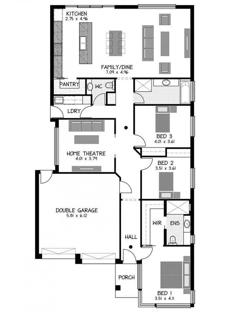 Brighton Rossdale Homes Rossdale Homes Adelaide