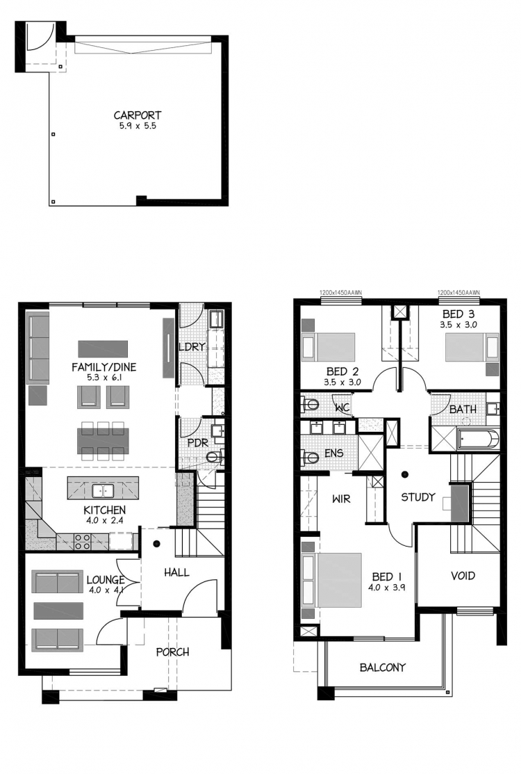 Park Terrace Rossdale Homes Rossdale Homes Adelaide