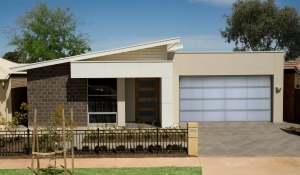 millsbrook with exp garage doors